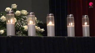 Održana komemoracija za stradale u zrakoplovnoj nesreći