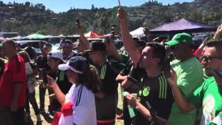 Mexico vs Estados Unidos Concacaf Cup Pasadena California 10 octubre 2015