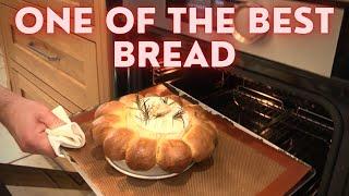 Brie Brioche Brot | Cookery School Lucknam Park England