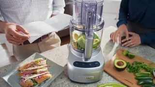 Elemental 8 Cup Food Processor Commercial Video Icon