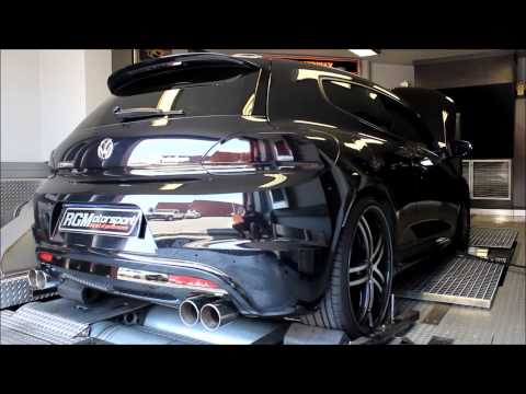 239KW 450NM VW SCIROCCO R BY RGMOTORSPORT