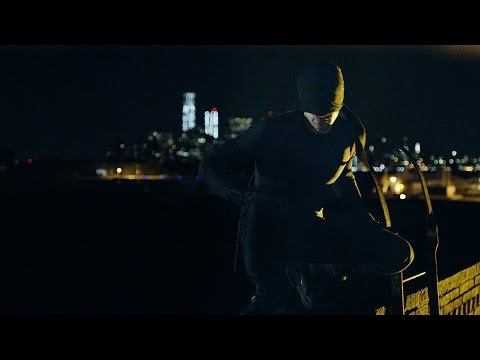 Marvel s Daredevil Trailer