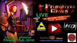 Video The PRIMITIVES Group - COMEBACK po 50-ti letech ! (Live)