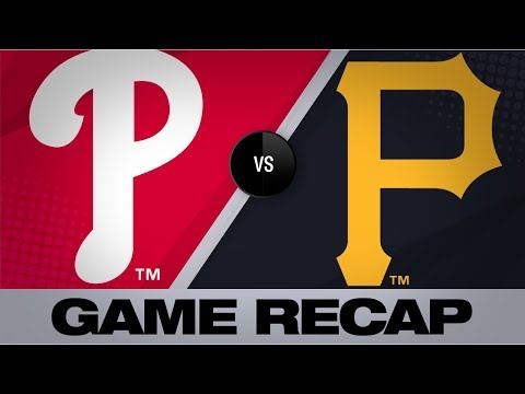 Video: Arrieta lifts Phillies over Pirates | Phillies-Pirates Game Highlights 7/19/19