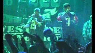 Westside Connection Gansgta Nation DVD Live