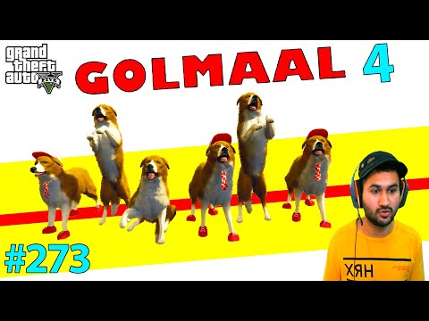 GTA 5 : DOGGY GOLMAAL | PART 4 | SPECIAL EPISODE | GTA5 GAMEPLAY #273