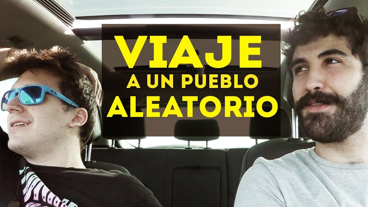 VIAJE A UN PUEBLO ALEATORIO | Con Cheeto de conductor