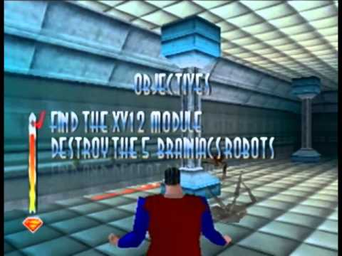 superman nintendo 64 review