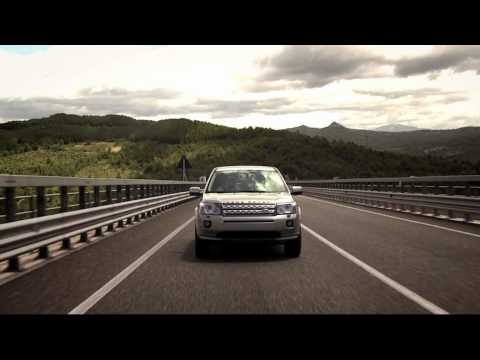 The new 2011 Land Rover Freelander 2 -- Official launch film