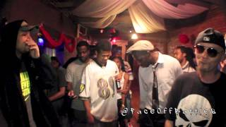 Face Off Battle League | Glenjamin vs. Heartless Paperman