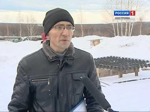 Жители улицы Профсоюзной в Костроме из-за стройки вынуждены делать многометровый «крюк» вокруг дома (видео)
