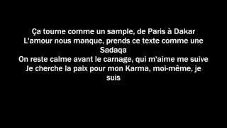 Youssoupha - Entourage (paroles)