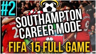 Video FIFA 15 CAREER MODE #2 - FIRST GAME + MORE DEALS! | SOUTHAMPTON CAREER MODE MP3, 3GP, MP4, WEBM, AVI, FLV Desember 2017