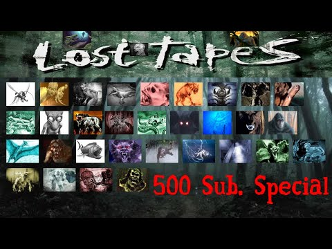 Rating Lost Tapes episodes from Worst to Best (500 Sub Special)