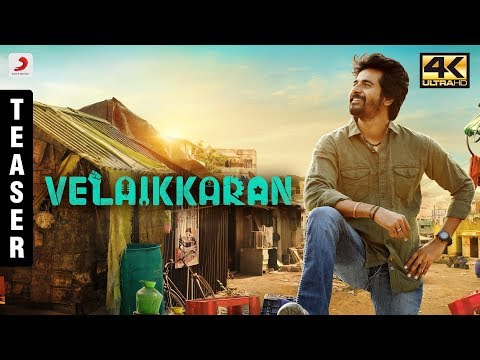 Velaikaran trailer of upcoming Kollywood movie