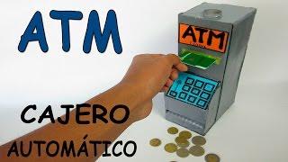 Video Como Hacer Un Cajero Automático Casero De Cartón-Banco Para Niños ATM Juguete Máquina MP3, 3GP, MP4, WEBM, AVI, FLV Februari 2019