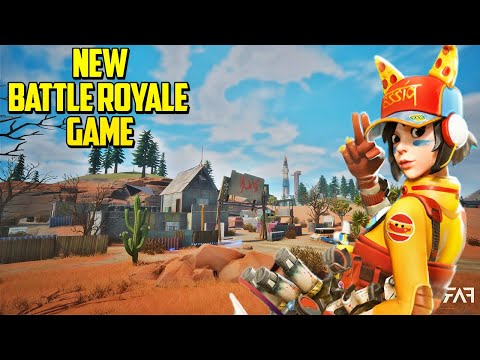 """*NEW* Battle Royale Game """"FARLIGHT 84"""" Gameplay 