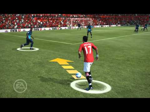fifa 12 - FIFA 12 animator Kantcho Doskov demonstrates the new skill moves in FIFA 12.