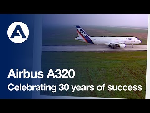 A320 Celebrating 30 years of success