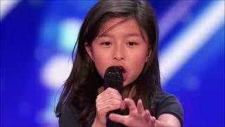 Celine Tam: Wonder Girl Wants To Be Next Celine Dion on America's Got Talent 2017