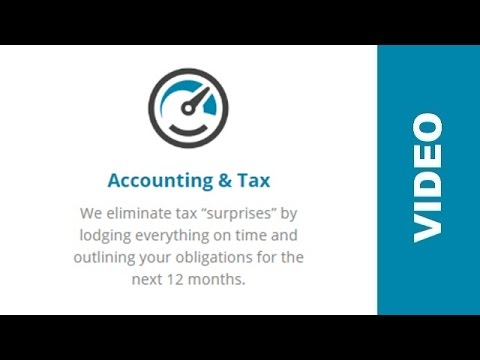 Video: Accounting & Tax