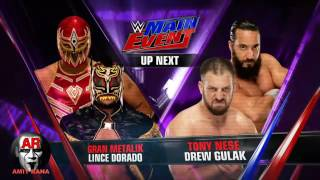 Nonton WWE Main Event 4 14 2017 Highlights HD   WWE Main Event 14 April 2017 Highlights HD Film Subtitle Indonesia Streaming Movie Download