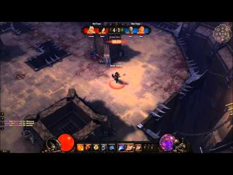 preview-Diablo 3 - Arena PvP Trailer - Blizzcon 2010