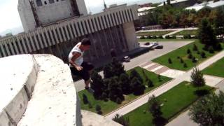 O_o Boy (Parkour and Freerunning)