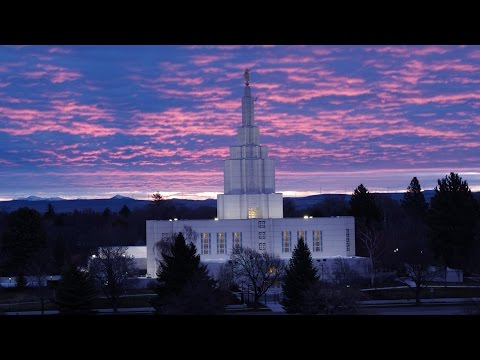 Idaho Falls Temple Open House Approaching