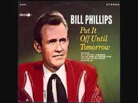 Bill Phillips ~ The Company You Keep