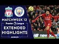 Liverpool v. Manchester City | PREMIER LEAGUE HIGHLIGHTS | 11/10/19 | NBC Sports