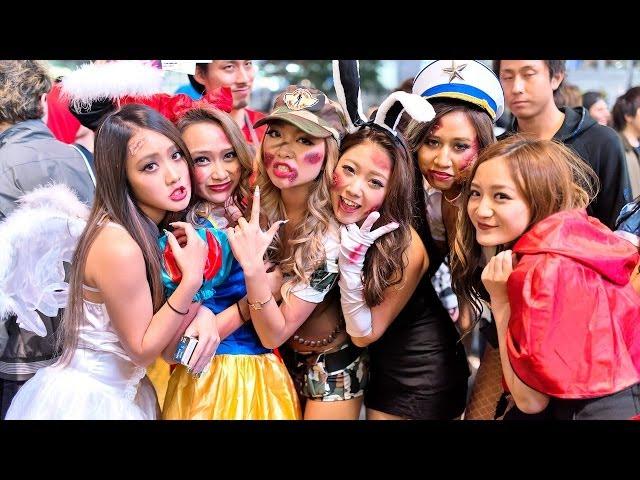 Halloween ở Nhật