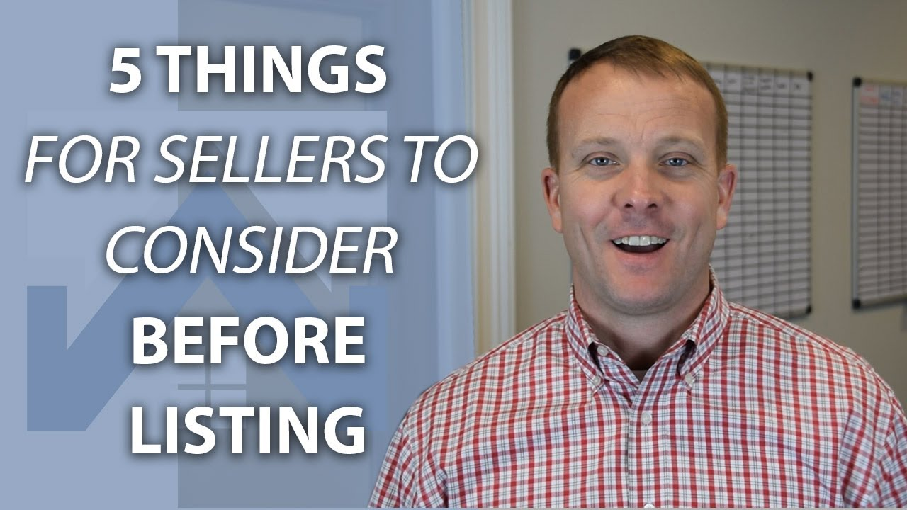 Q: What Should You Address in Your Home Before Listing?