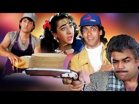 Video Salman Khan laughs on Aamir Khan | Andaz Apna Apna | Comedy Scene 17/23 download in MP3, 3GP, MP4, WEBM, AVI, FLV January 2017