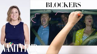 Blockers' Puke Scene Explained By the Director | Notes on a Scene | Vanity Fair
