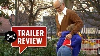 Instant Trailer Review - Jackass Presents: Bad Grandpa (2013) - Jackass Movie HD