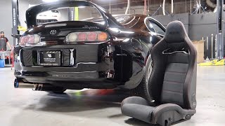 Bad news for the Supra... by TJ Hunt