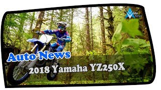 7. WOW AMAZING !!2018 Yamaha YZ250X Price & Spec