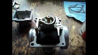 7. Suzuki RM 125 Rebuilt Part 3 ( Carb Cleaning)