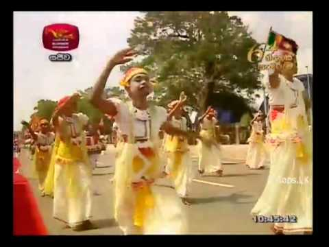 64th National Independence Day Celebration Of Sri Lanka Live From Anuradhapura Part 11
