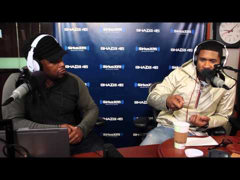 @Usher Talks Career Ups-And-Downs & MORE On @RealSway In The Morning
