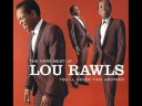 Lou Rawls – You´ll Never Find Another Love Like Mine