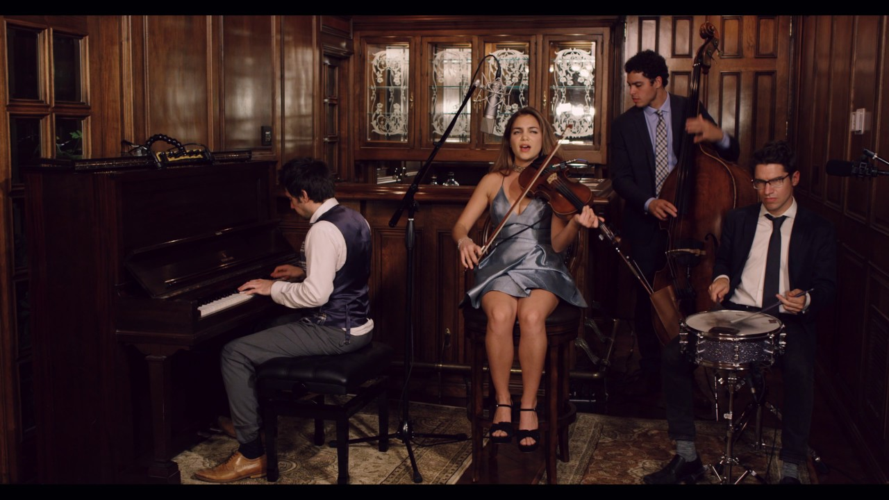 "Rather Be – Vintage Western / ""Westworld"" Saloon – Style Clean Bandit Cover ft. Ada Pasternak"