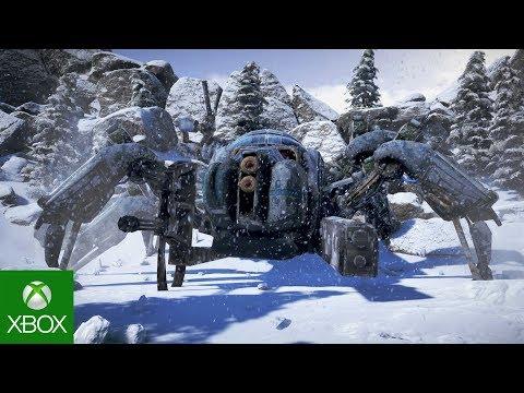 Xbox One E3 trailer de Wasteland 3