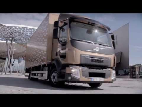 Volvo FE detail
