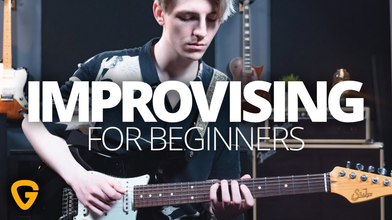 Improvising Guitar Solos For Complete Beginners