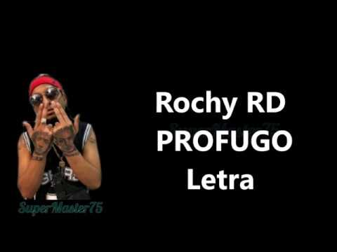 Rochy RD - PROFUGO - Letra