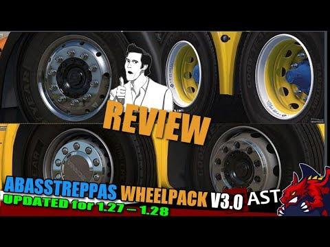 Abasstreppas Wheelpack v3.0 UPD for 1.27 - 1.28