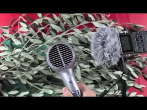 bruit - Bruit apaisant de la sécheuse 9 heures son du sèche-cheveux - bruit sèche-cheveux - son sèche cheveux - bruit sèche cheveux Sèche-cheveux. Le séchage des che...