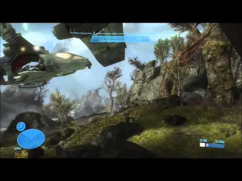preview-Let\'s Play Halo Reach! - Legendary - 001 - Winter Contingency (part 1) (ctye85)